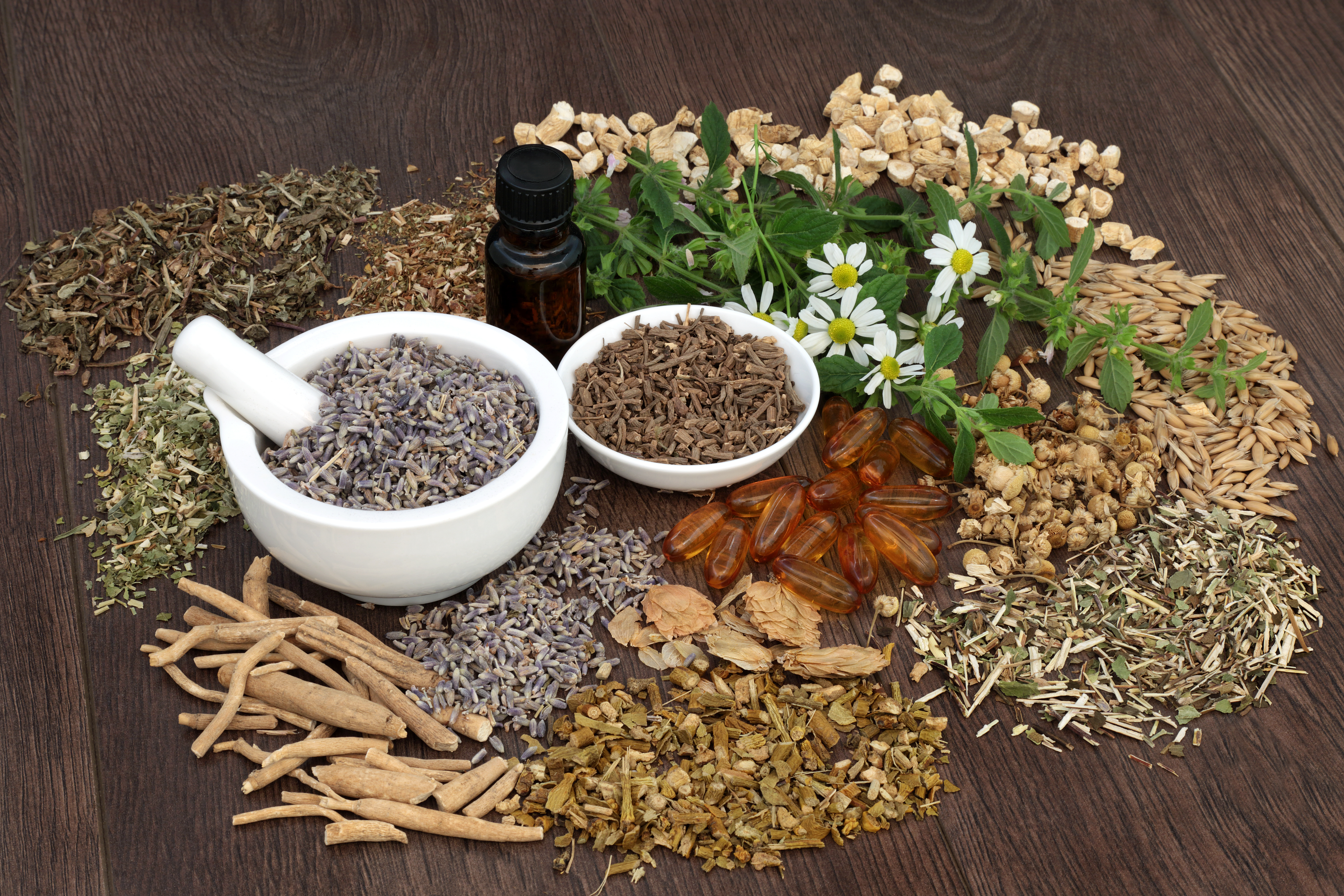 Complementary or Alternative Therapies